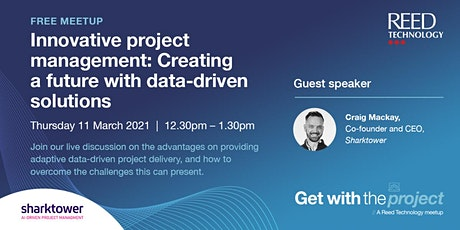 Innovative project management: Creating a future with data-driven solutions tickets