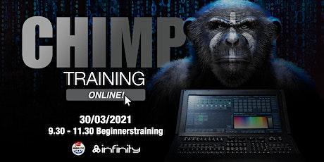 Chimp  Online Training Nederlands – Beginners tickets