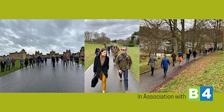 Natural Netwalking in Blenheim Palace, Oxon. Wed 19th May 9.30am-11.30am tickets