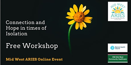 Free Workshop: Connection and Hope in Times of Isolation tickets