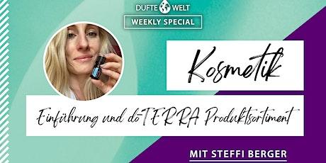 Dufte Welt Weekly Special: Kosmetik Tickets
