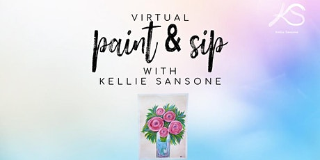 Virtual Paint & Sip - February tickets