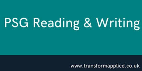 Assessment & Feedback -  Reading and Writing tickets