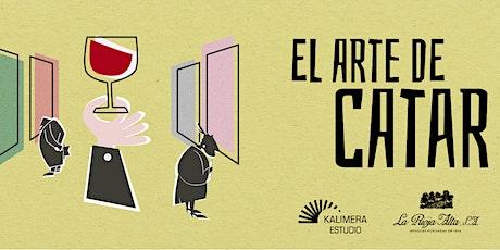 Tour virtual: El arte de catar, con Colectivo Decantado y La Rioja Alta S.A boletos