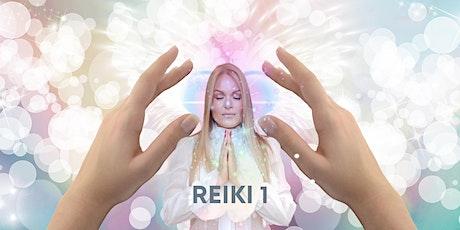 Reiki Level I Online Training with Penelope Silver Reiki Master /Teacher tickets