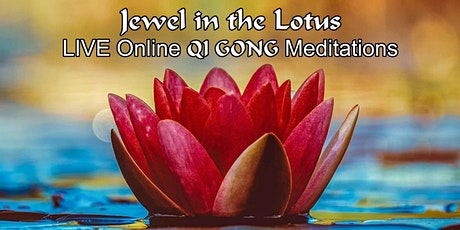 Jewel in the Lotus - LIVE Online Meditation Course tickets