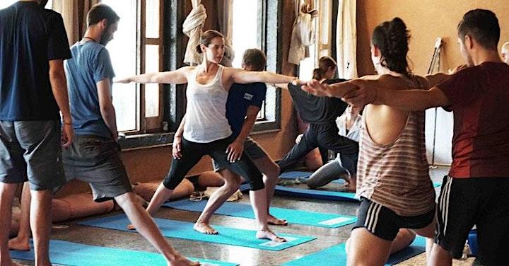 Yoga Retreat in India - Rishikesh Yogpeeth (Abhayaranya Yoga Ashram) 2
