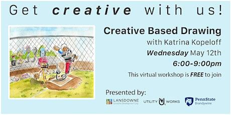 Creative Drawing with Katrina Kopeloff tickets