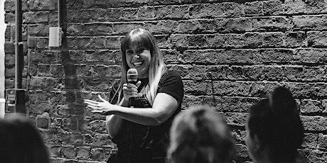 Heard, Live: Open-mic storytelling on theme of 'Stuck' tickets
