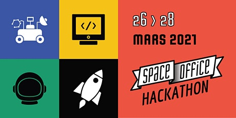 Space Office Hackathon 2021 billets