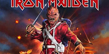 Concierto de Iron Maiden en el Santiago Bernabeu tickets