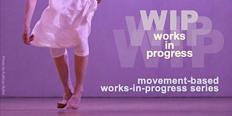 WIP XV - Works In Progress tickets