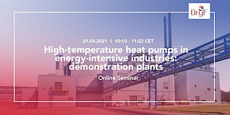 High Temperature Heat pumps in energy-intensive industries: tickets