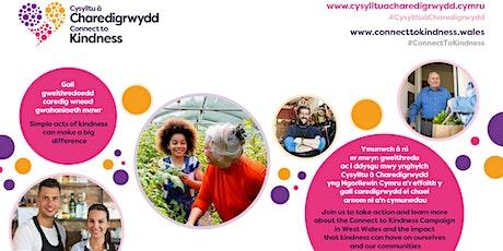 Ymwybyddiaeth Cysylltu â Charedigrwydd tickets