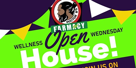 Dr Bs Farmacy Open House tickets
