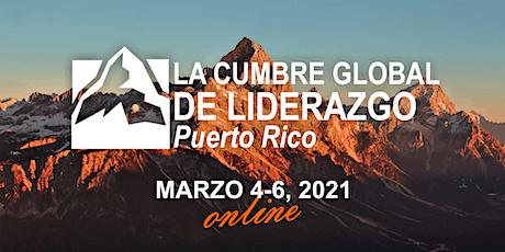 La Cumbre Global de Liderazgo Puerto Rico boletos