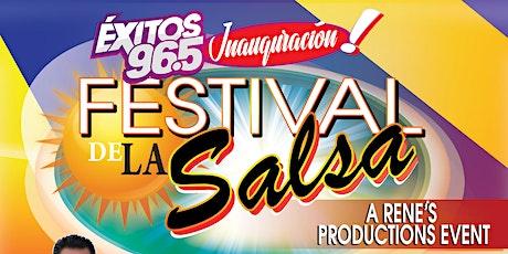 Festival De La Salsa 2021 tickets