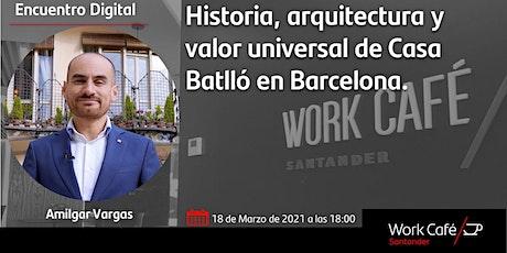Historia, arquitectura y valor universal de Casa Batlló en Barcelona entradas