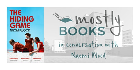Author Special: The Hiding Game by Naomi Wood tickets