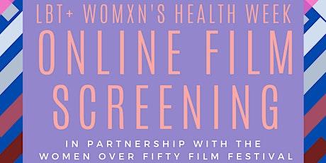 elop presents: LBT+ Womxn's Health Week Online Film Screening with WOFFF tickets