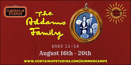 The Addams Family - Summer Camp 2021 tickets