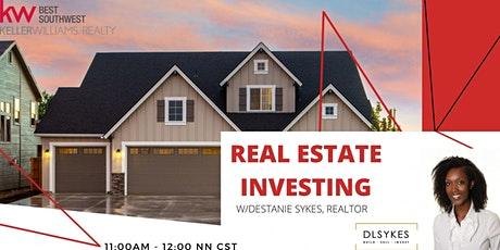 Real Estate Investing for Newbies Tickets