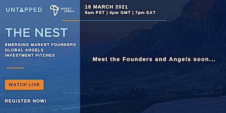The Nest featuring African Crypto Startups tickets