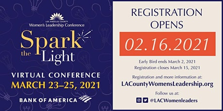 Los Angeles County Women's Leadership Conference 2021 tickets