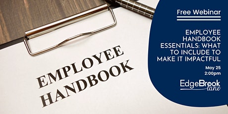 Employee Handbook Essentials: What To Include To Make It Impactful tickets