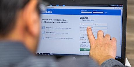 Facebook - Beyond the Basics(Webinar) tickets