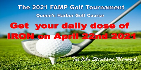 2021 FAMP Golf Tournament tickets