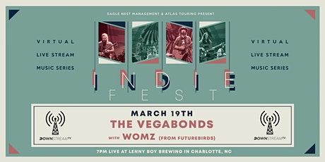 INDIE FEST Virtual Experience - The Vegabonds w/ WOMZ of Futurebirds tickets