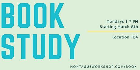 Becoming Better Grownups  Book Study tickets