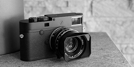 Leica Tech Talk: The Soul of Monochrom Tickets