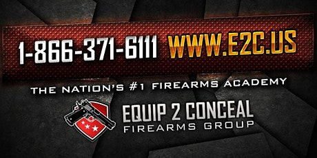 Rogers, AR Concealed Carry Class tickets