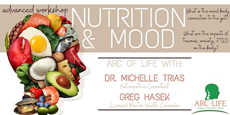 Advanced Workshop: Nutrition & Mood tickets