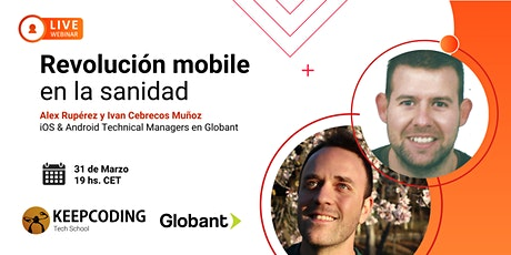 Webinar: Revolución mobile en la sanidad entradas