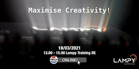 LAMPY Online Session Deutsch - Training Tickets