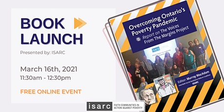ISARC Book Lauch - Overcoming Ontario's Poverty Pandemic tickets