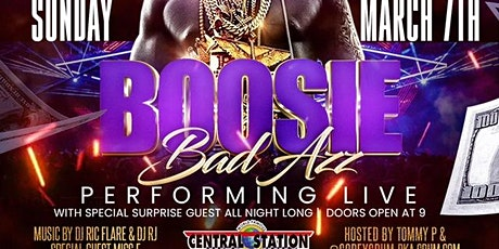 Boosie Badazz Allstar Bash tickets