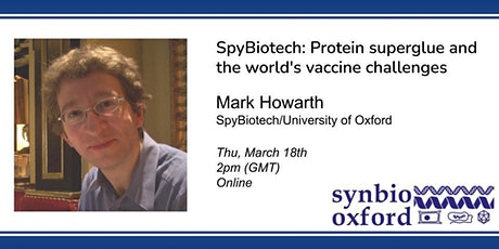 SynBio.Oxford presents: Prof Mark Howarth tickets
