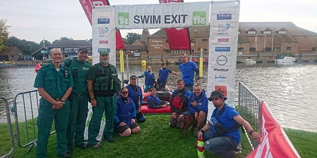 St Neots Triathlon - Safety Crew tickets