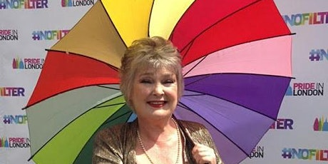 Poetry Open Mic Night - Trudy Howson - Stockport LGBT+ History Month 2021 tickets