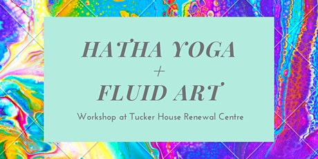 Hatha Yoga & Fluid Art billets