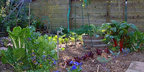 Designing Gathering Spaces in School & Community Gardens tickets