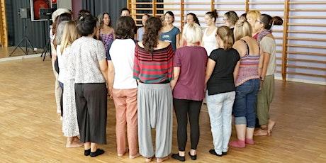 Clase Abierta y Gratuita de CANTO: Tejiendo Voces de Mujer tickets