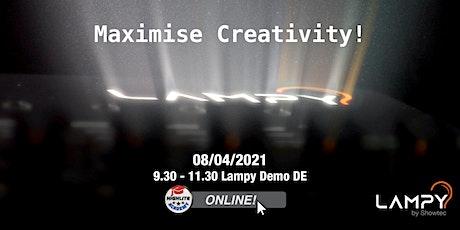 LAMPY Online Session Deutsch - Demo Tickets