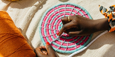 Weave a Colourful Placemat for Beginners tickets