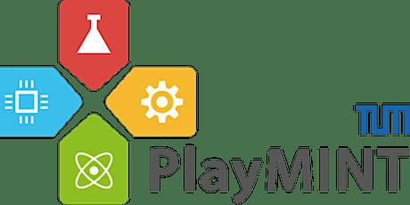 PlayMINT – Training zukünftiger Führungskräfte im MINT Bereich Tickets