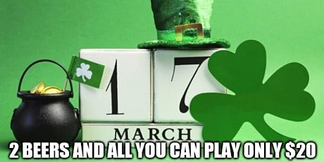 Floyd's Arcade St. Patrick's Day Party tickets